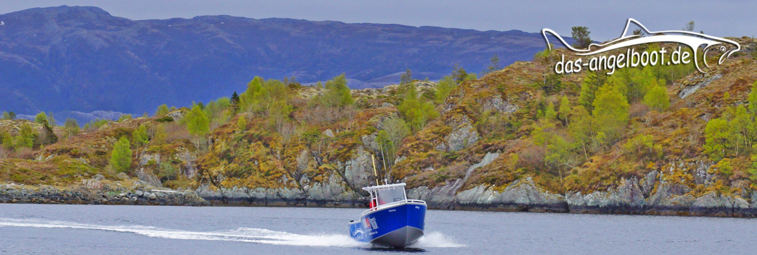 das Angelboot