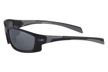 Sportbrille IFMOTION in schwarz